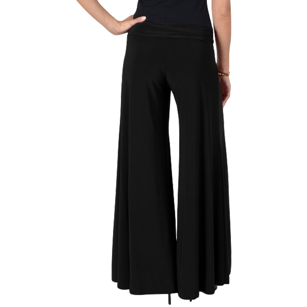 Uptown Apparel Womens Fold Over Waist Wide Leg Palazzo Pants, Good for Tall Curvy Women-Ships from U.S.A (Los Angeles) by Uptown Apparel $ - $ $ 18 99 - $ 34 99 Prime.