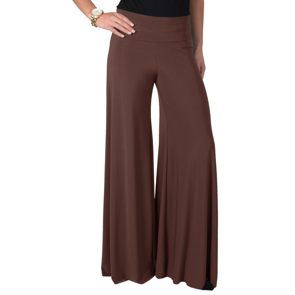 Simple  Palazzo Pants Wide Leg Pants Womens Pants Bohemian Pants